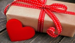 Valentine's Day Gift Trends Then and Now