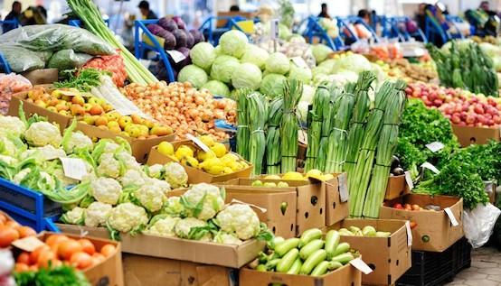Best Spring Farmers Market Produce