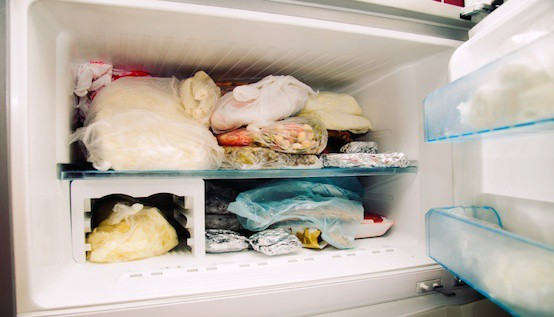Put Your Grocery Budget on Ice -- Tips on Freezing Food to Maximize Savings