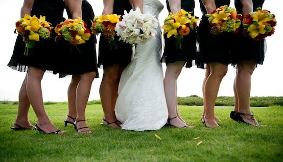 average cost of bridesmaids dresses bridal showers bachelorette party