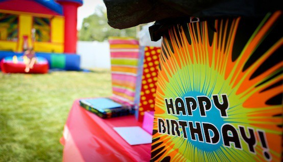 How to Throw a Rocking Birthday Party on a Budget :: Mint.com/blog