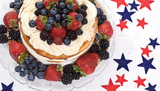 Red, White, and Blue Recipes for a 4th of July Feast :: Mint.com/blog