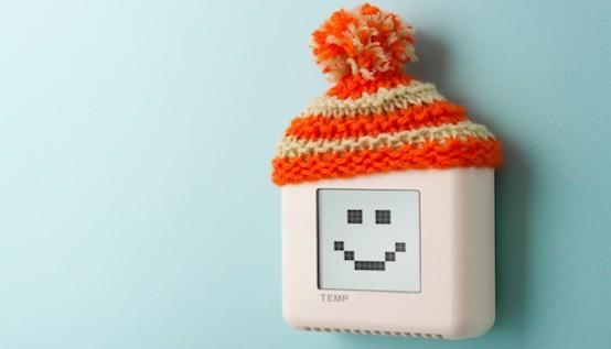 Easy Ways to Save On Heating Your Home This Winter :: Mint.com/blog