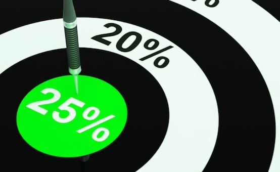 The 25% Rule to Budgeting :: Mint.com/blog