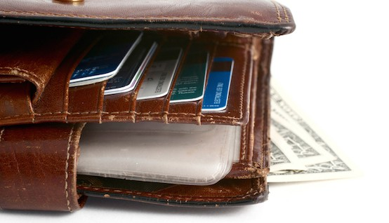 What's Inside Your Wallet? (And How to Clean It Out) :: Mint.com/blog