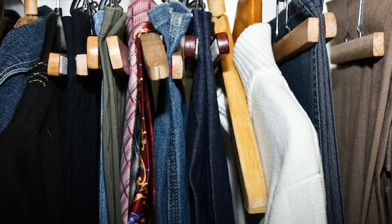 How to Revamp a Small Closet On a Budget :: Mint.com/blog