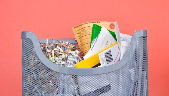 5 Steps to a Paperless Life :: Mint.com/blog