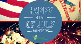 Wishing you a Minty 4th of July
