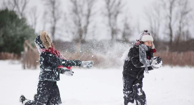 5 Tips for Cheap Fun in the Snow