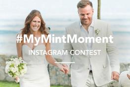 MyMintMoment Instagram Contest