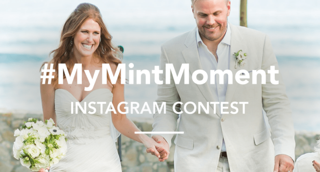MyMintMoment Instagram Contest