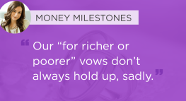 MoneyMilestones:Newlywed's guide tomoney