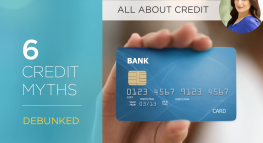 All About Credit: Misconceptions from users on all things credit