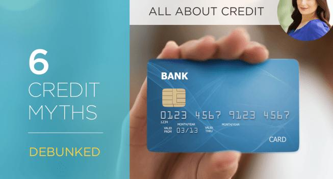 Credit Myths by Farnoosh Torabi