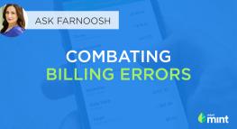 Combating Billing Errors