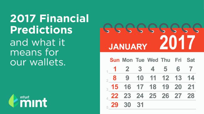 2017 financial predictions