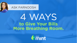 4 Ways to Give Your Bills More Breathing Room