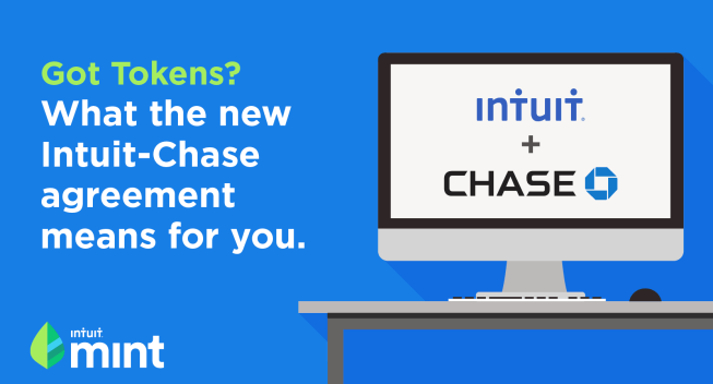 Got tokens? What the new Intuit-Chase agreement means for