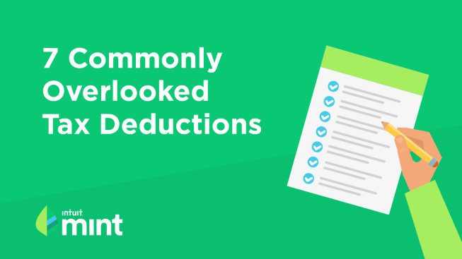 Commonly Overlooked Tax Deductions
