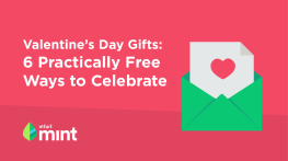 Valentine's Day Gifts: 6 Practically Free Ways to Celebrate