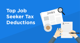 Top Job Seeker Tax Deductions