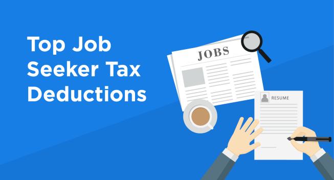 Job Seeker Tax Deductions