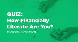 QUIZ: How Financially Literate Are You?