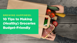 Buying Healthy Groceries on a Budget