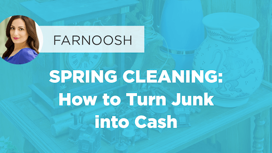 Spring Cleaning: How to Turn Junk into Cash
