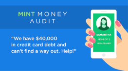 Mint Money Audit: 4 Steps for Getting Out of Debt Once and For All