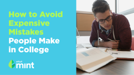 How to Avoid the Expensive Mistakes People Make in College