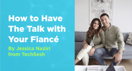 How to Have THE Talk With Your Fiancé