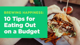 10 Tips for Eating Out on a Budget