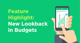 iOS Feature Highlight: New Lookback in Budgets