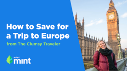 How to Save for a Trip to Europe