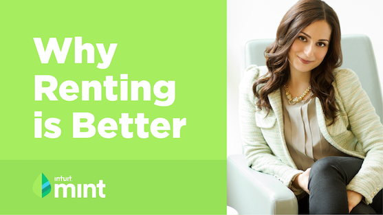 Why Renting is Better