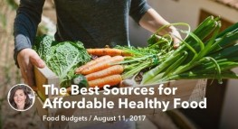 The Best Sources for Affordable Healthy Food