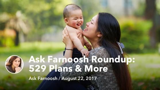 Aug 22 Ask Farnoosh Roundup