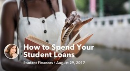 How to Spend Your Student Loans: Do's and Dont's