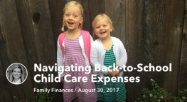 Navigating Back-to-School Child Care Expenses: One Bay Area Family