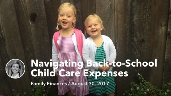 Aug 30 Navigating Back to School Child Care Expenses