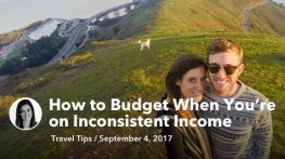 Sep 4 How to Budget When You're on Inconsistent Income
