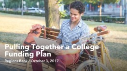 Pulling Together a College Funding Plan