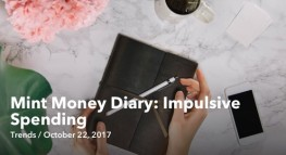 Mint Money Diary: Impulsive Spending