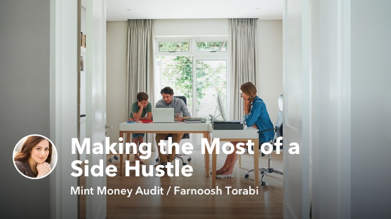 Mint Money Audit: Making the Most of a Side Hustle