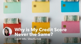 Why is My Credit Score Never the Same?