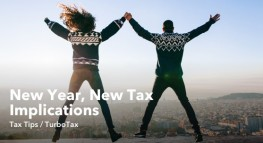 New Year, New Tax Implications