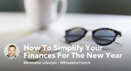 How To Simplify Your Finances For The New Year