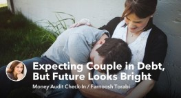 Check-In: Expecting Couple Struggling with Debt, But Future Looks Bright