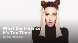 What th Finance: It's Tax Time